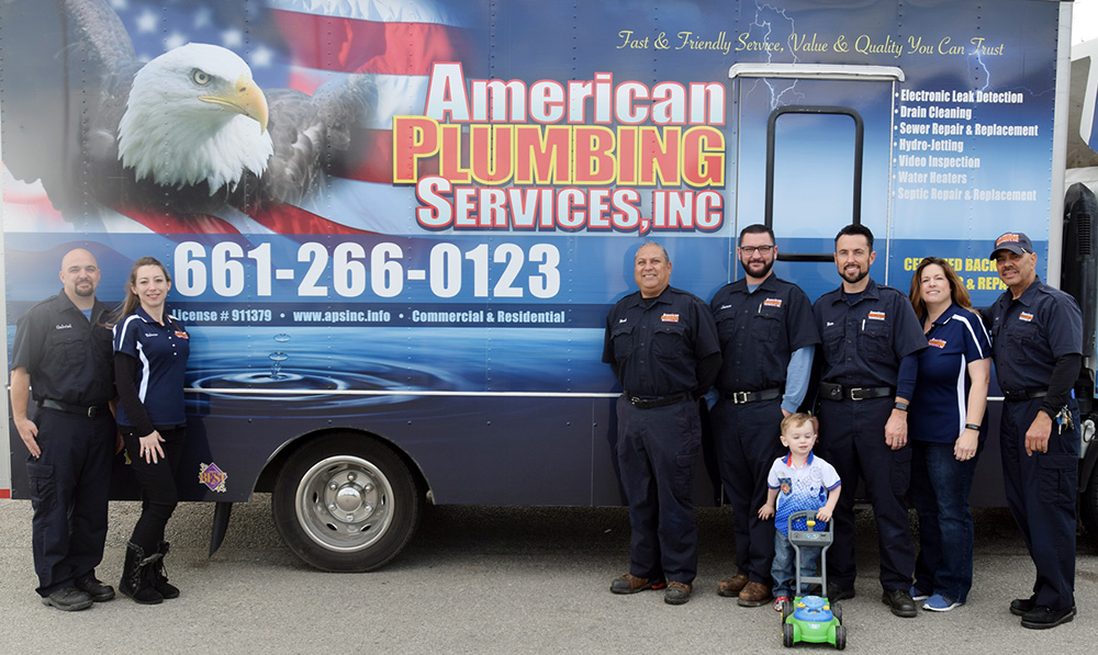 American Plumbing Services Inc. Team